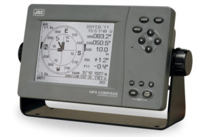 JRC Alphatron Marine Bussola GPS