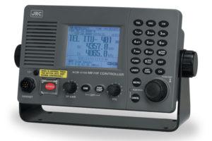 JRC Alphatron Marine VHF HF SSB