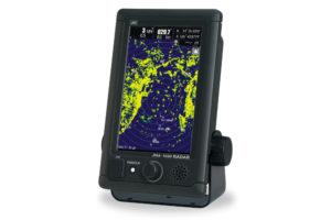 JRC Alphatron Marine Radar Touch