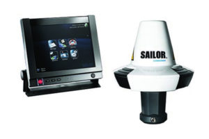 Sailor Cobham Inmarsat C Sistemi di Sicurezza
