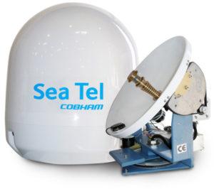 SeaTel Tv-Sat TV-at-Sea