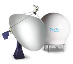 SeaTel Communication-at-Sea